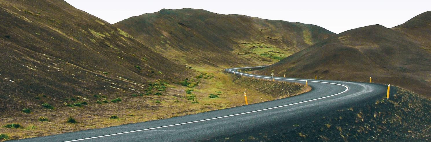 Hvammstangi, Iceland