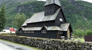 Kirche Roldal Stave