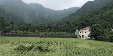 Old Hakka Village. Worth a stroll if you like to see the more authentic village of the Hakka people