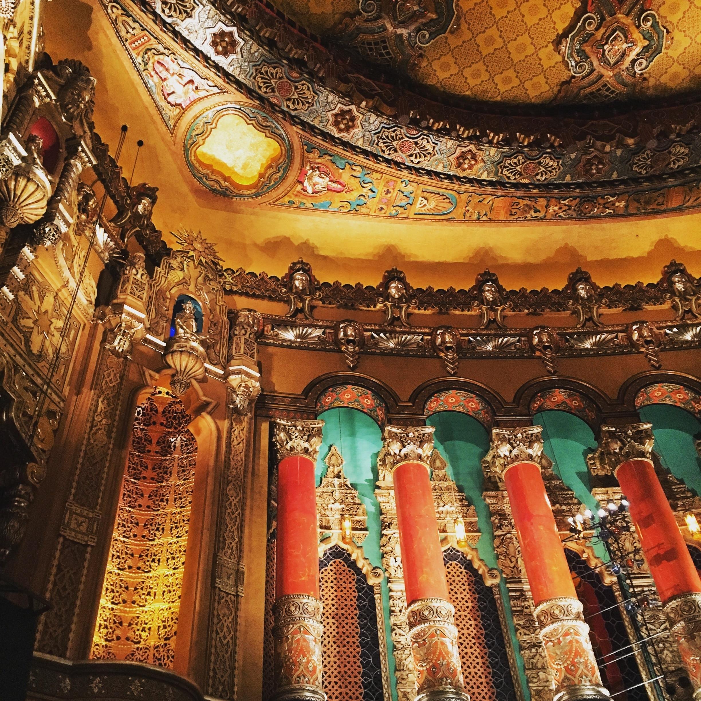Fox Theatre, Detroit, Michigan, United States of America