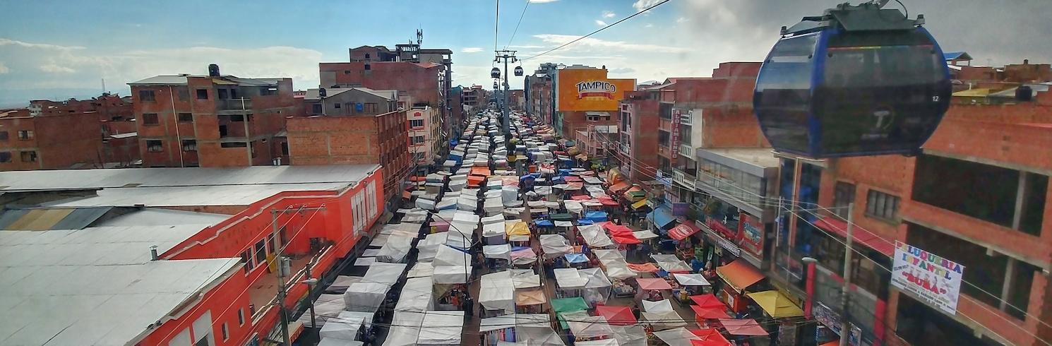 El Alto, Boliivia