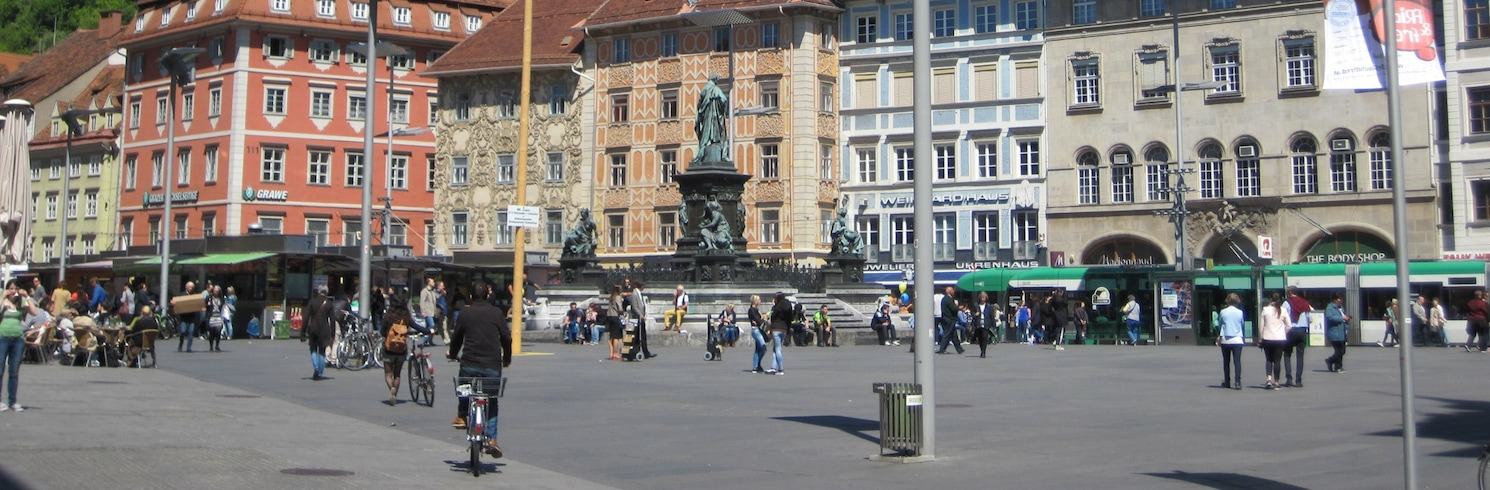 Graz, Österrike