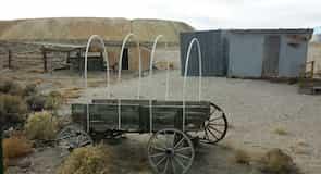 Nevada Northern National Railway muuseum