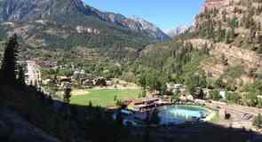 Ouray Hot Springs Pool meleg vizű uszoda