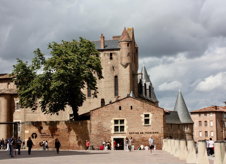 Toulouse-Lautrec Museum, Albi, Tarn, France
