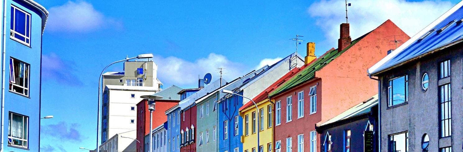 Reykjavik, İzlanda