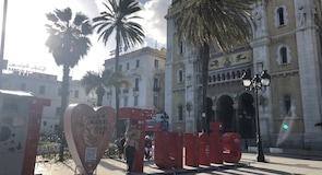 Ulica główna Habib Bourguiba