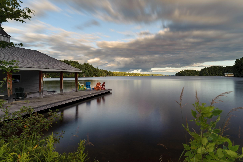 Lake Muskoka, Muskoka Lakes, Ontario, Canada
