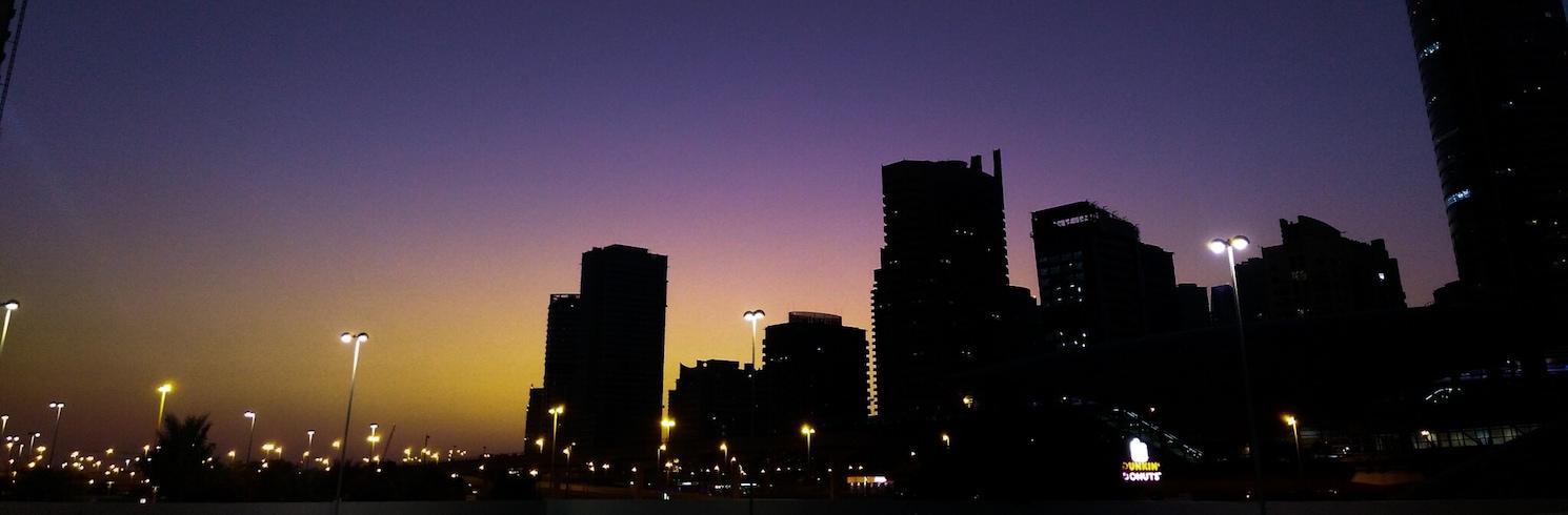 Jumeirah Lake Towers, Emiratos Árabes Unidos