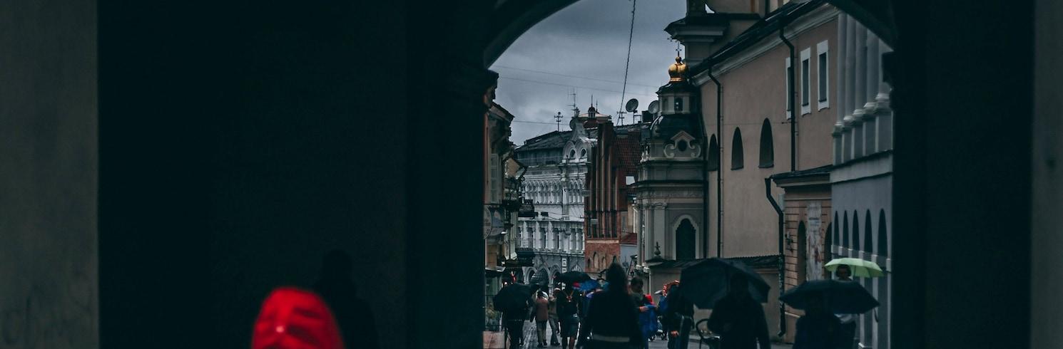 Senamiesčio seniūnija, Lituânia