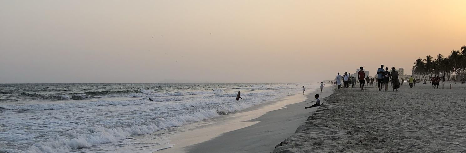 داهاريز, سلطنة عمان