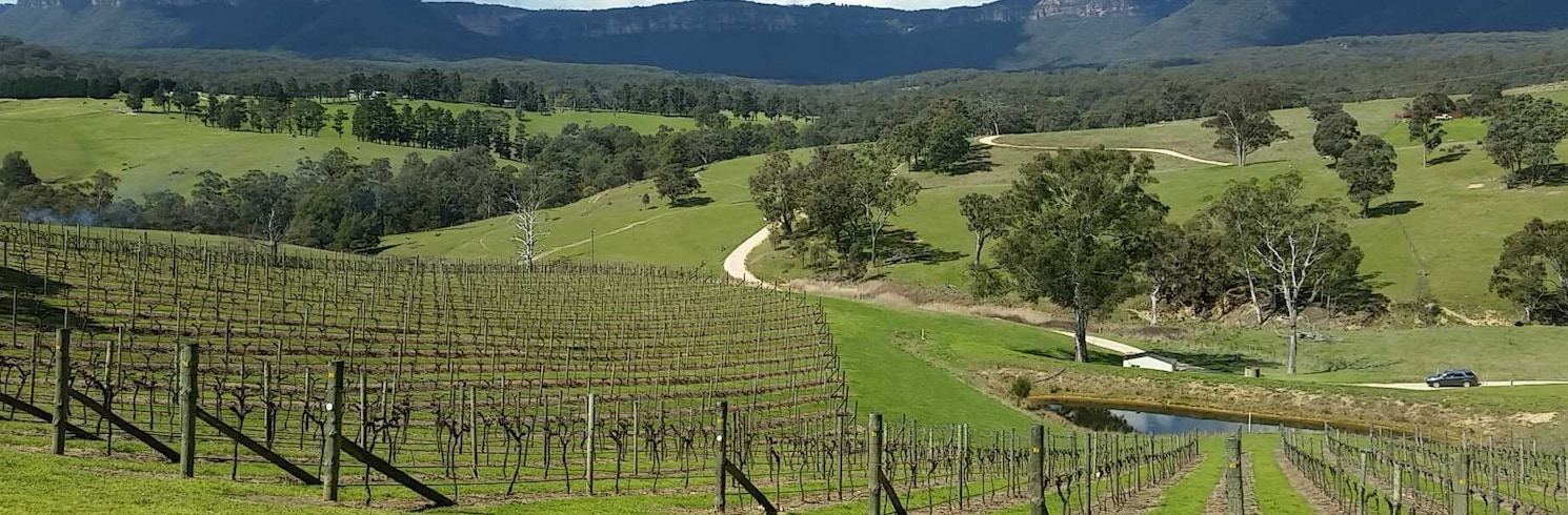 Megalong Valley, New South Wales, Australia