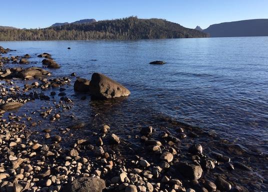 Lake St. Clair, Tasmania, Australia