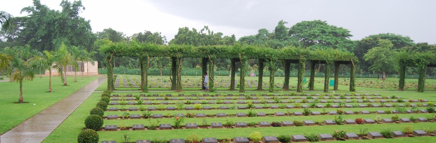 ミンガラドン郡区, ミャンマー