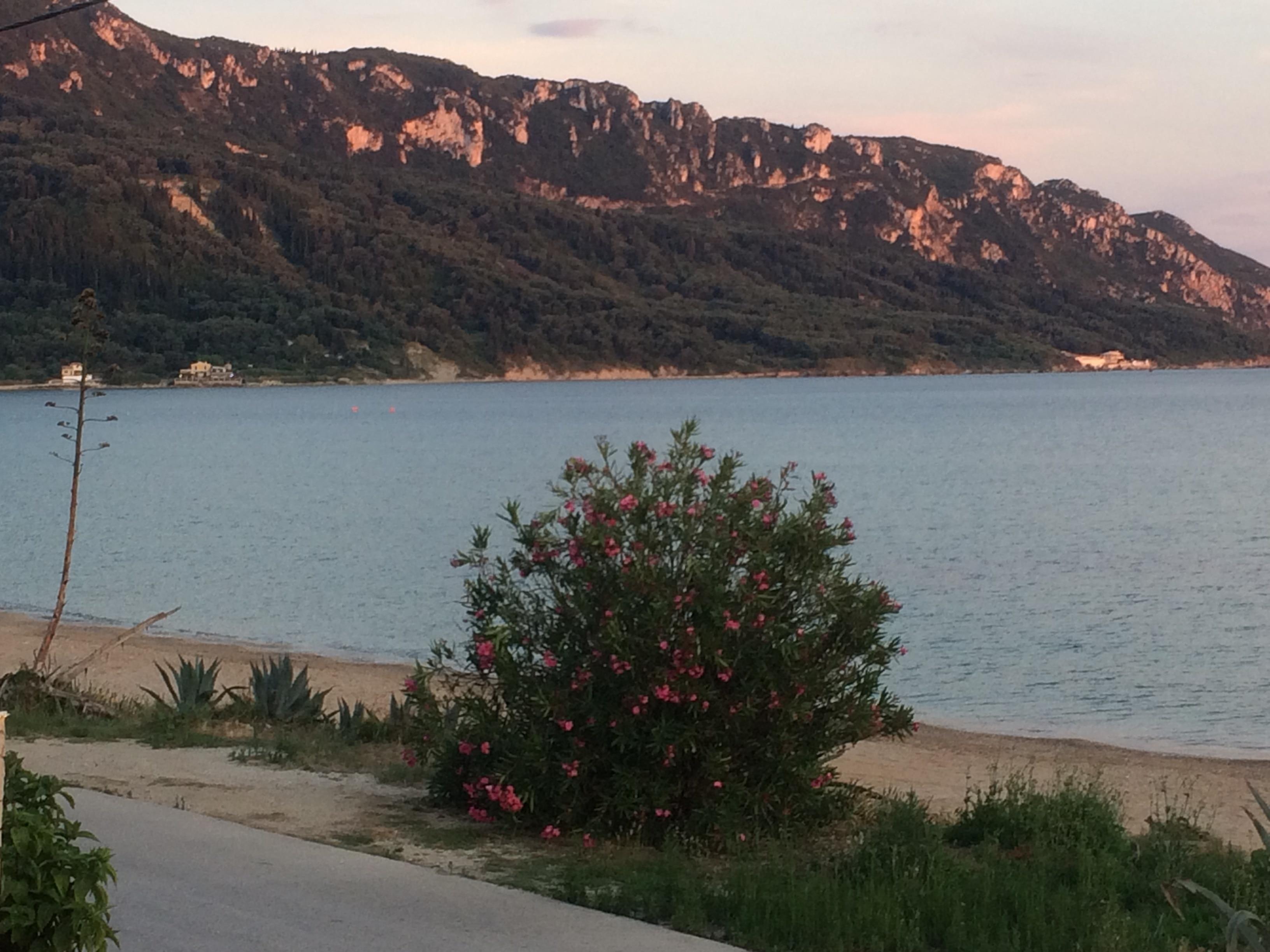 Aghios Georgios Beach, Corfu, Ionian Islands Region, Greece