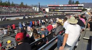 Circuito de carreras Auto Club Raceway at Pomona
