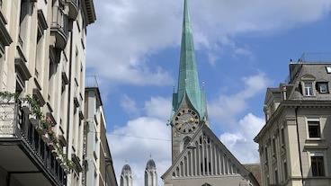 Paradeplatz/