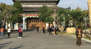 Monastère suspendu de Xuan Kong