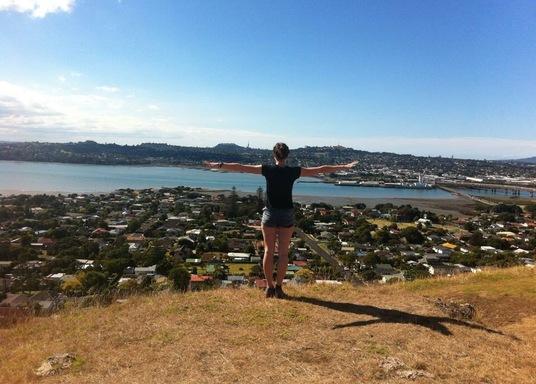 マンゲア, ニュージーランド