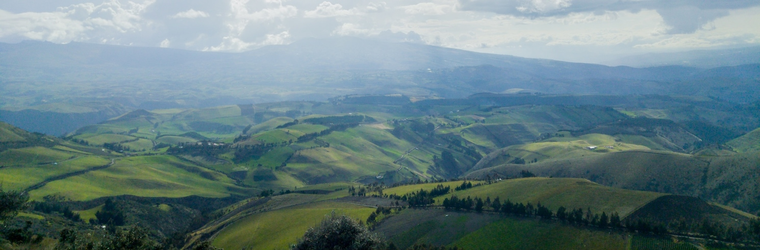 Cayambe, Ekvádor