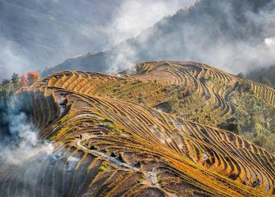 Longsheng, Čína