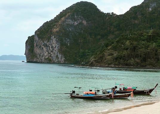 קו מוק, תאילנד