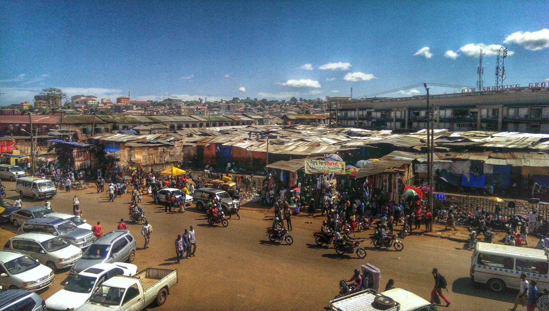 Kampala, Wakiso, Central Region, Uganda