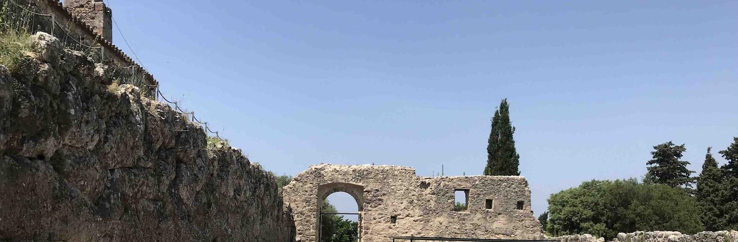 Parga, Görögország