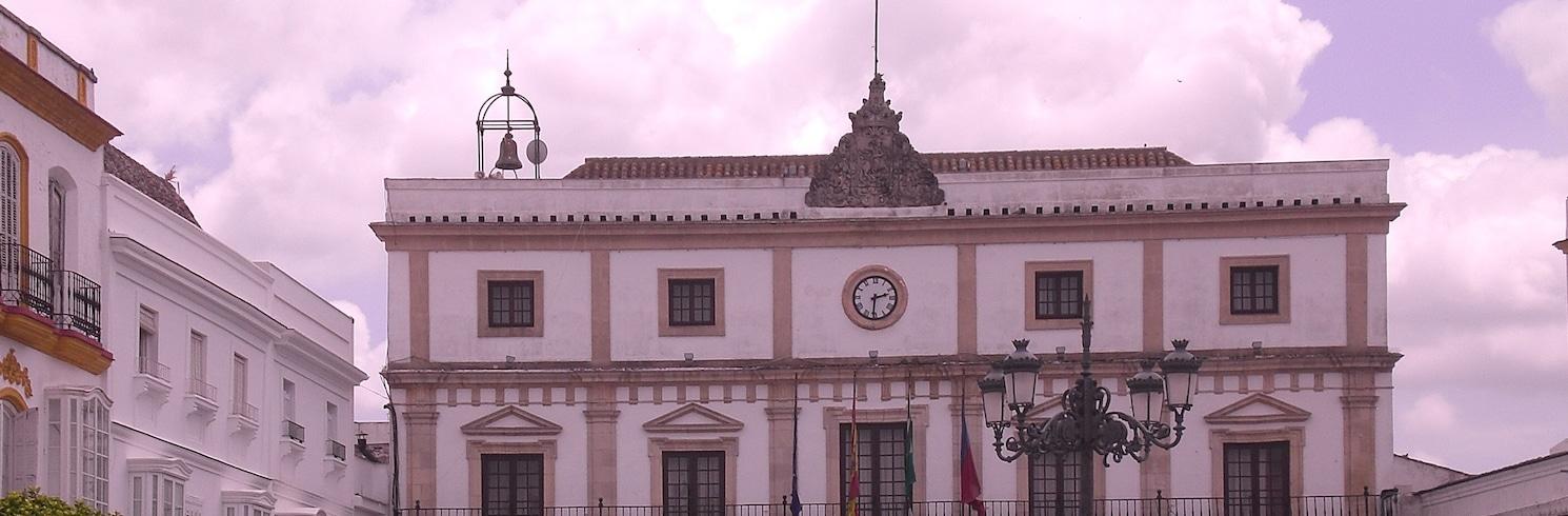 مدينة سيدونيا, أسبانيا