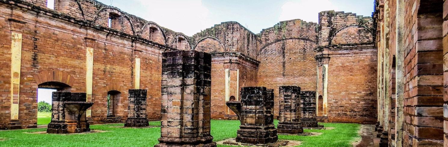 Encarnación (y alrededores), Paraguay