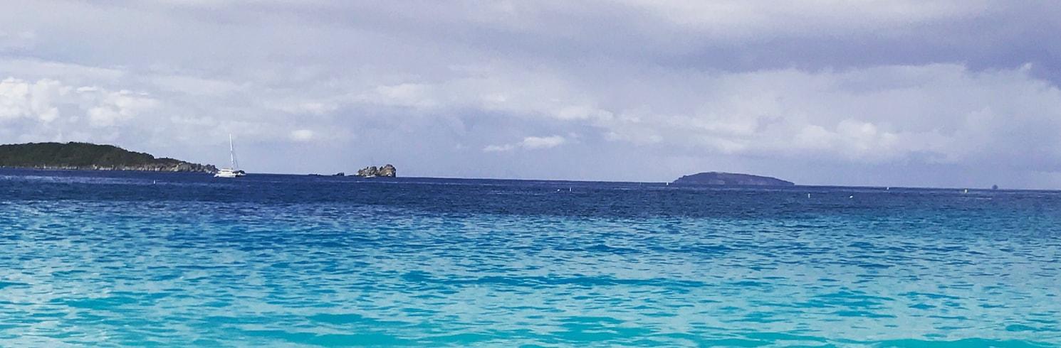 Estate Trunk Bay, Kepulauan U.S. Virgin