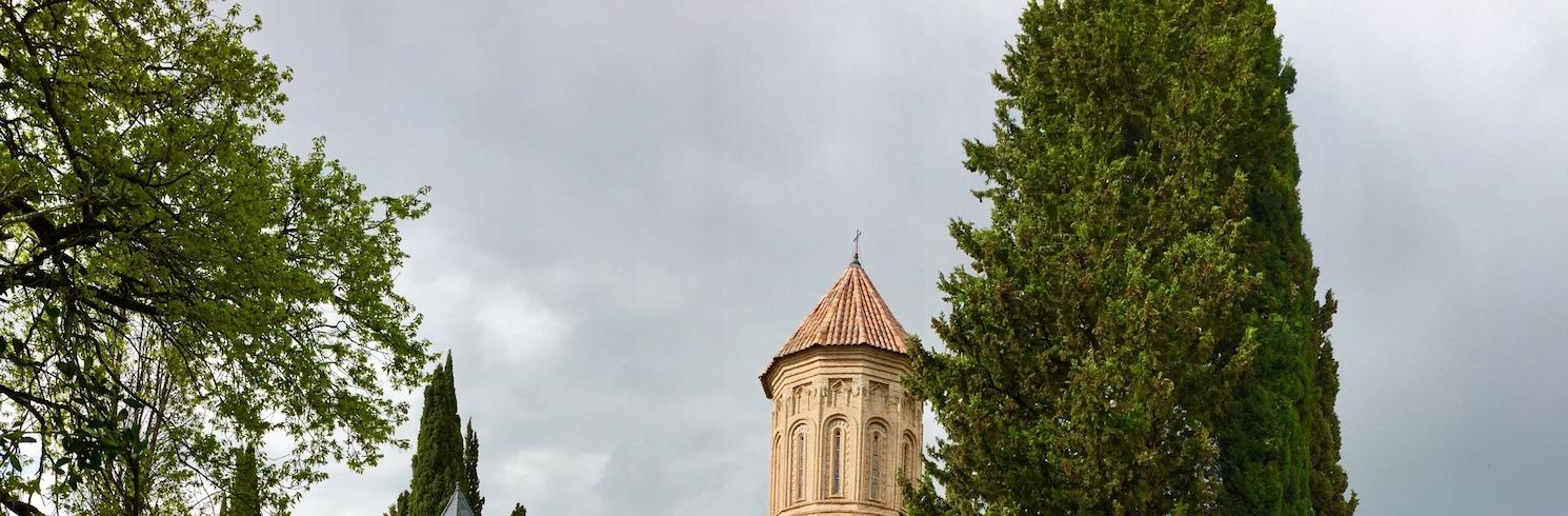Ikalto, Georgia