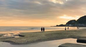 Praia de Yuigahama
