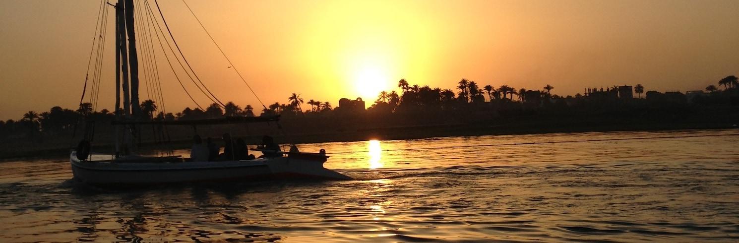 Quena, Egipto