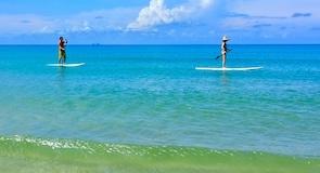 Klondao pludmale