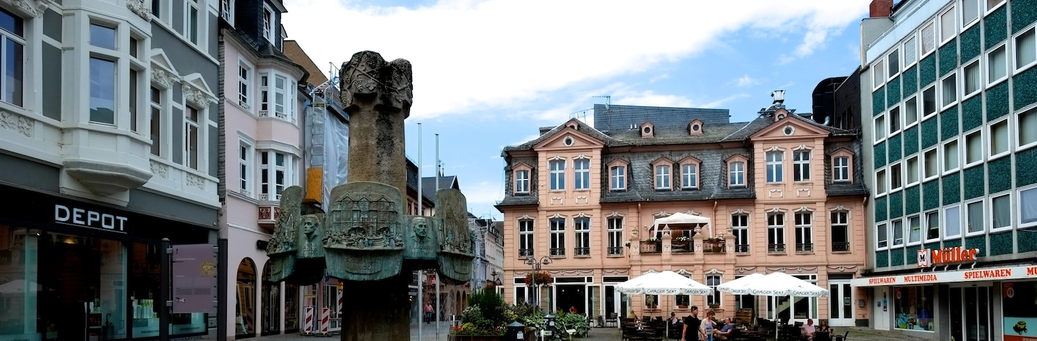 Bingen am Rhein, Almanya