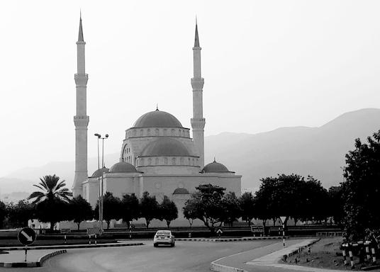 Muscat, Omaan