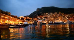 Monte Carlo városközpontja