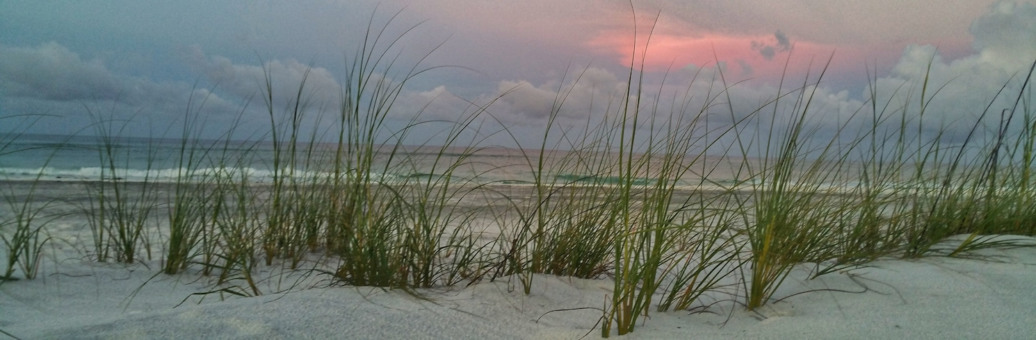 聖塔羅沙海灘, 佛羅里達, 美國
