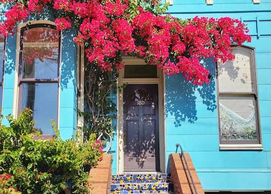 San Francisco, Kalifornie, USA