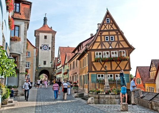 Oberzent, Jerman