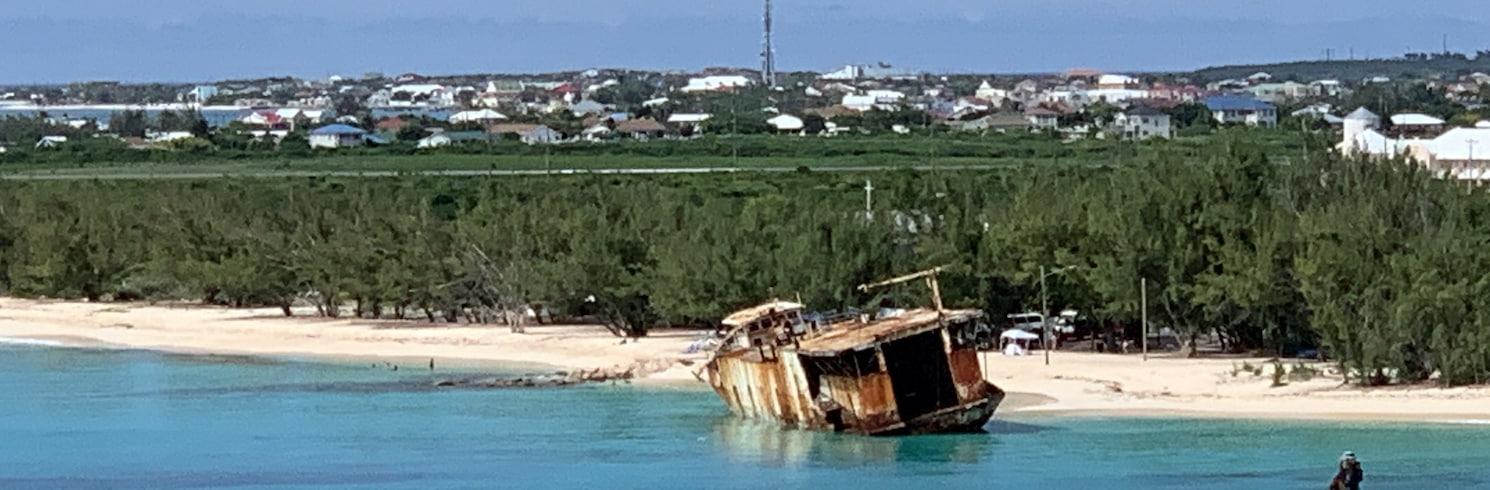 Thị trấn Cockburn, Turks và Caicos