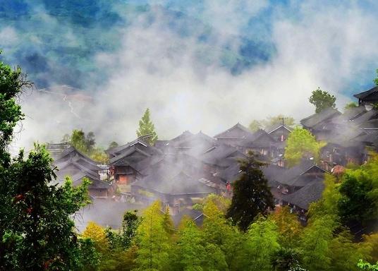 黔東南苗族侗族自治州, 中國