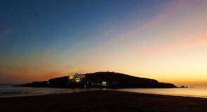 เกาะ Burgh