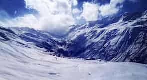 Obergurgl-Hochgurgl skiområde