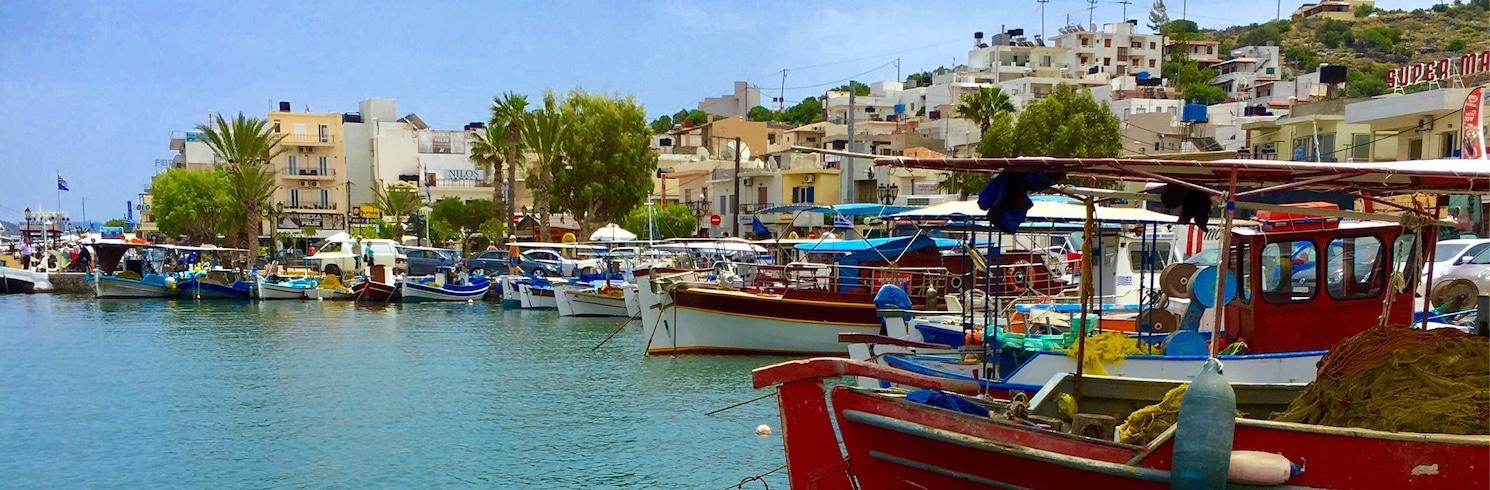 Mavrikiano, Řecko