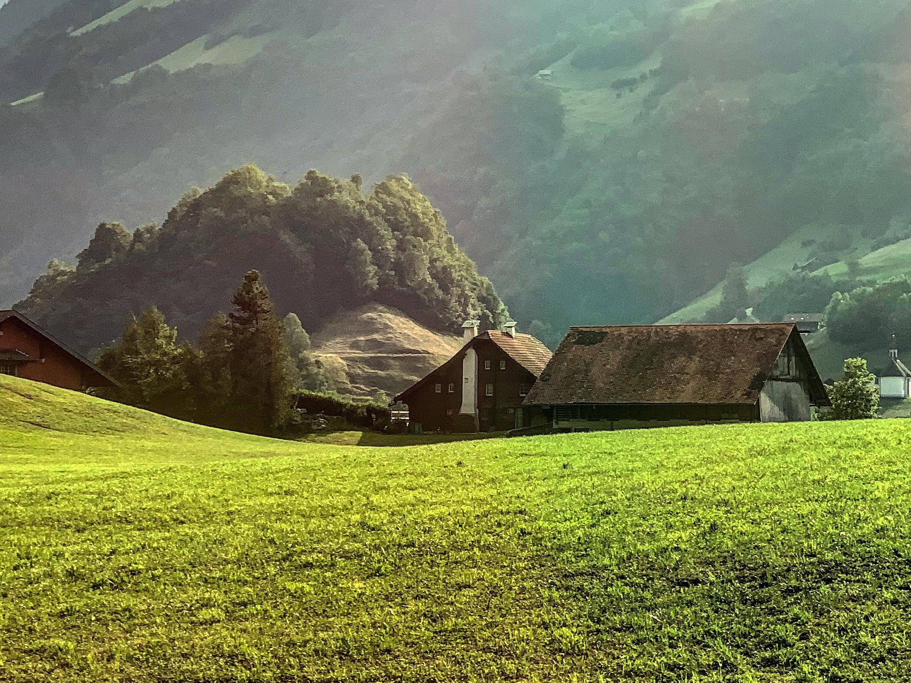 Lungern, Canton of Obwalden, Switzerland