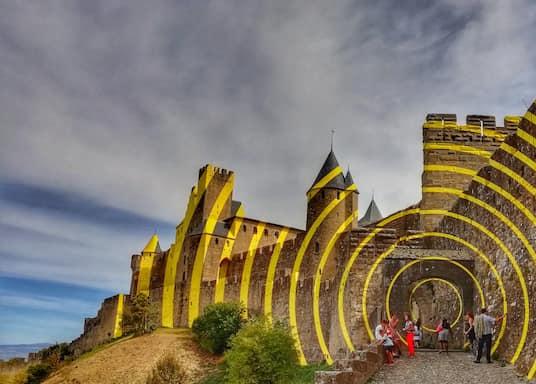 Carcasona, Francia