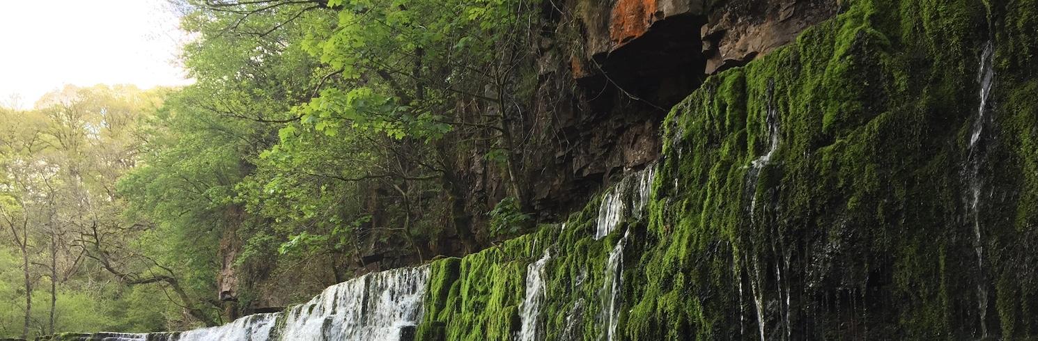 Waterfall Country, Birleşik Krallık