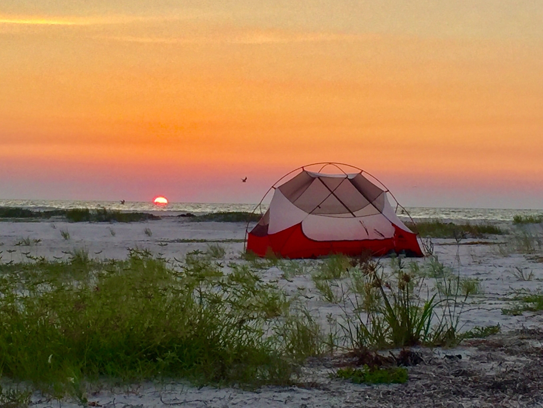 Anclote Key Preserve State Park, Florida, Verenigde Staten